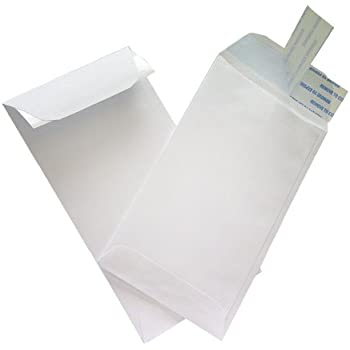 Amazon.com : #7 Coin White Peel & Seal Envelopes for Small