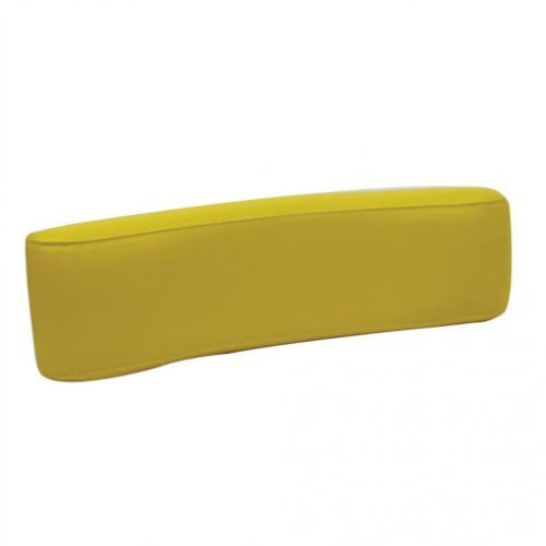 All States Ag Parts Backrest Vinyl Yellow John Deere 60 70 520 D 630 820 A 720 R 530 50 730 620 840 830 G B 80 AF3271R by All States Ag Parts