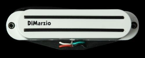 Dimarzio Fast Track (DiMarzio DP181 Fast Track 1 Pickup White)