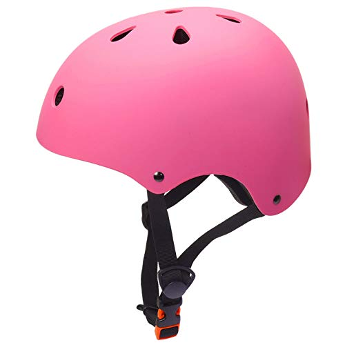Skateboard Helmet Bike Skate Multi-Sport Helmet Kids Youth Adults Scooter Roller Skate Inline Skating Rollerblading Helmet