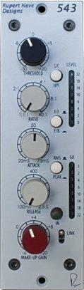 Rupert Neve Designs Portico 543 500-Series Compressor Module -