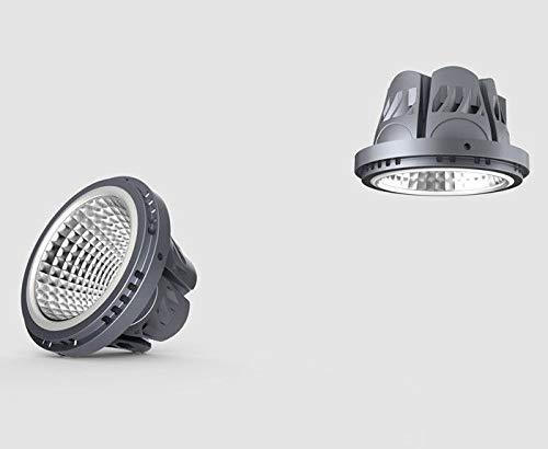Módulo lámpara foco AR111 LED 26 W blanco natural con controlador ...