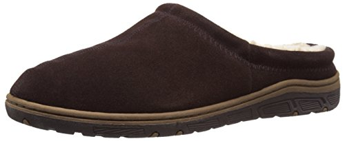 Rockport Leather Clogs - Rockport Men's R886 Clog With Adiprene Mule, Brown, 12 M US