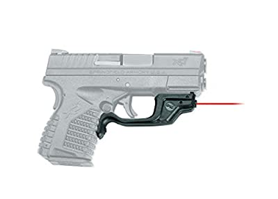 Crimson Trace LG-469 Laserguard Green Laser Sight for Springfield Armory XD-S Pistols by Crimson Trace