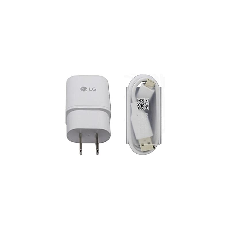 Original LG Fast Charger MCS-H05WD with