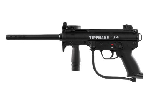 (Tippmann A-5 with Response Trigger .68 Caliber Paintball Marker)