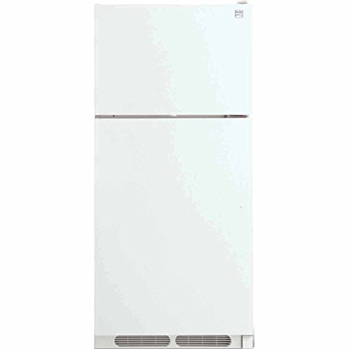 Kenmore 04660022 60022 16.3 cu. ft. Top-Freezer Refrigerator, includes delivery and hookup, White