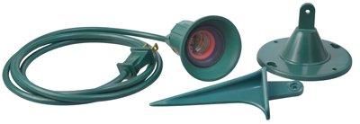 (Ho Wah Kintron #05706ME Flood Light Holder/6' Cord)