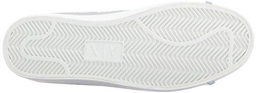X Sequined Low A Women's Silver Sneaker Top Exchange Armani fdqwURPZ