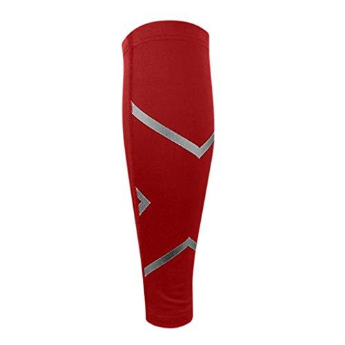 TIFENNY Outdoor Travel Calf Compression Sleeve Leg Performance Support Sport Running Leggings Socks Calf Sleeve