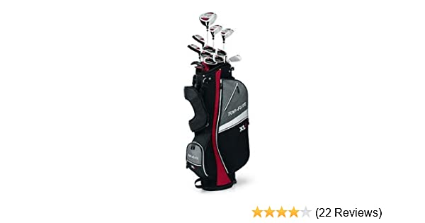 Amazon.com : Top Flite XL+ Complete Golf Set (18-Piece ...