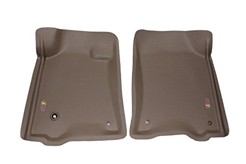 (Lund 406212 Catch-All Xtreme Tan Front Floor Mat - Set of 2)