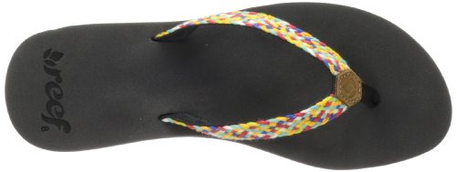 Reef Womens Mallory Thong Sandals Tropical PDBHolrP