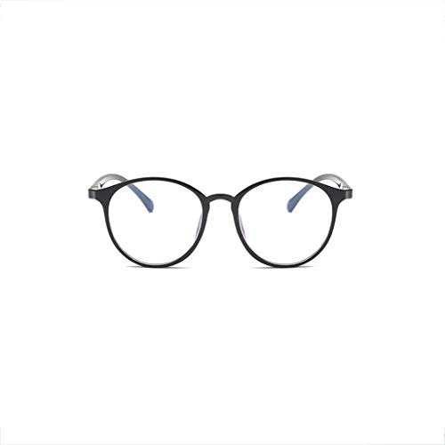 Vidrios Literaria Luz Gafas Anti Gafas Calidad Plana Redondos Azul Y K Moda Unisex 0qIHTZ