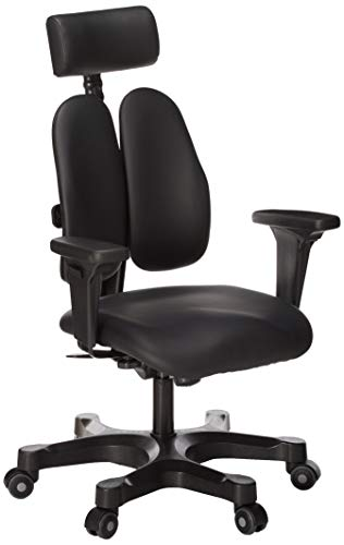 Leaders Executive Office Chair Fabric: Synthetic Leather