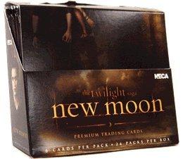 NECA Twilight New Moon Movie Trading Cards Box (Twilight Trading Cards)