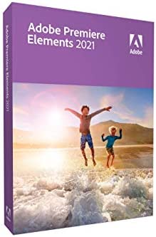 Adobe Premiere Elements 2021 [PC/Mac Disc] WeeklyReviewer