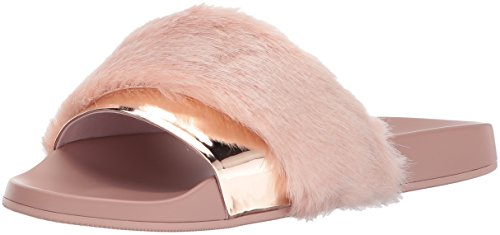 Aldo Women's Gotta Slide Sandal, Pink Miscellaneous, 7.5 B US