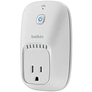 Belkin WeMo F7C027fcAPL (Discontinued by manufacturer) (B0089WFPRO) | Amazon price tracker / tracking, Amazon price history charts, Amazon price watches, Amazon price drop alerts