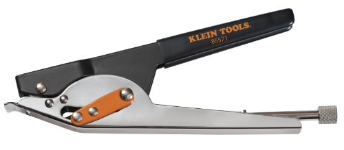 Tensioning Tool (Klein Tools 86571 Nylon Tie Tensioning Tool with)