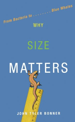 Why Size MATTErs: From Bacteria to Blue Whales