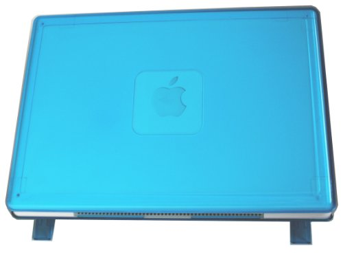AQUA iPearl mCover Hard Shell Case for Model A1181 original 13-inch MacBook released before Oct. 20, 2009 - coolthings.us