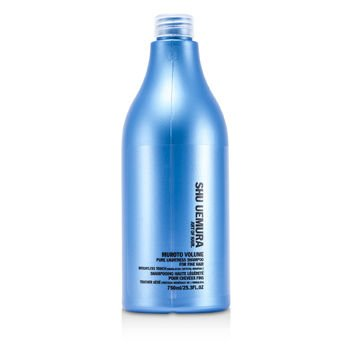 Shu Uemura Muroto Volume Pure Lightness Shampoo (For Fine Hair) (Salon Product) 750ml/25.3oz by Shu Uemura