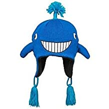 Kombi Animal Family Jr. Hat - Moby The Whale