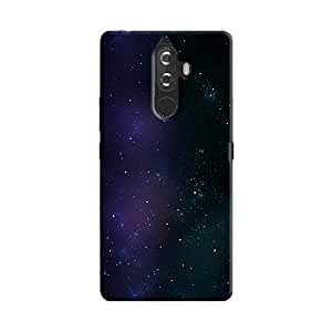 Cover It Up - Purple Deep Space Lenovo K8 Note Hard Case