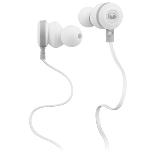 Monster Mobile Clarity In-Ear Headphones with Apple Control Talk