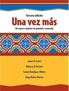 Amazon una vez mas c2009 student edition softcover una vez mas c2009 student answer key fandeluxe Image collections