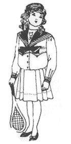 Vintage Pattern Sailor - 9