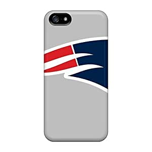 Awesome Design New England Patriots Hard Case Cover For Iphone 5/5s