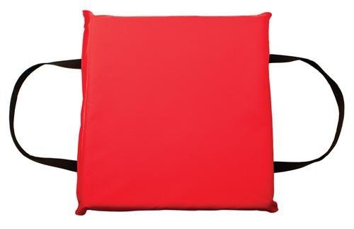 Onyx Throw Cushion Red Cloth ()