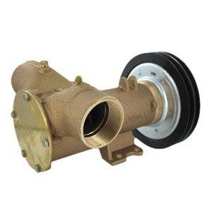 Jabsco 18330-0001 Electro-Magnetic Belt Driven Clutch Pump - Belt Driven Pumps