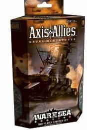 War at Sea Starter: Axis & Allies Naval Miniatures (Axis & Allies Miniature Game) (Axis And Allies War At Sea Strategy)