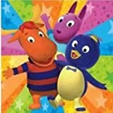 : The Backyardigans Lunch Napkins 16ct