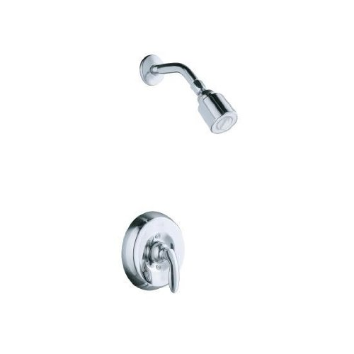 Coralais Shower Faucet Trim with Lever Handle (Coralais 1 Handle)