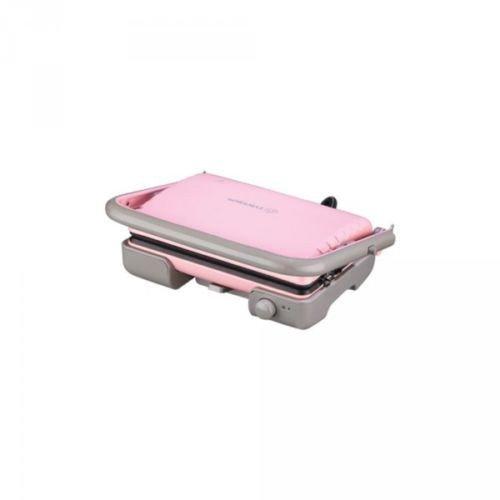 Korkmaz a 316tostella Tostadora Acero Inoxidable Color Rosa Toast ...