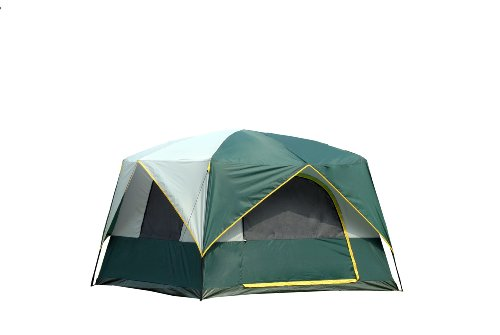 Gigatent Bear Mountain 8×8 Family Tent, Outdoor Stuffs
