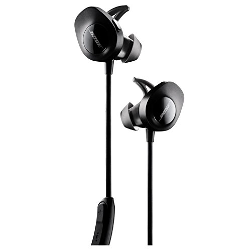 Bose SoundSport Wireless Headphones, Black (761529-0010)