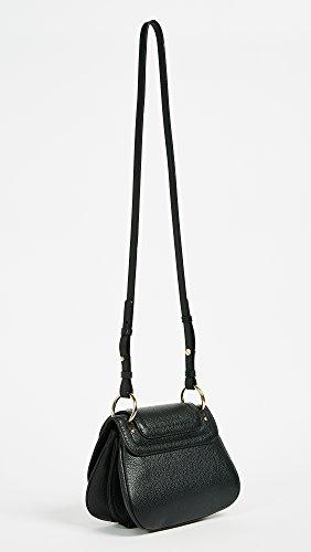 Chloe Women's by Saddle See Black Bag Small Susie g7TZqZwH