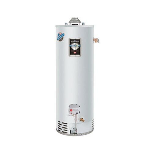 (50 Gallon - 40,000 BTU Defender Safety System High EF Residential Water Heater (Nat)