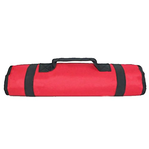 Tool Roll Pouch/Bag/Carrier 32 Pockets Wrench Bag Roll Up Professional Electricians Organizer