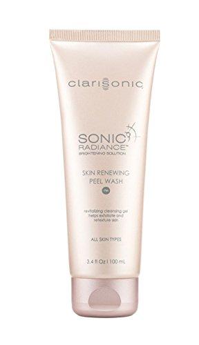 Clarisonic Skin Renewing Peel Wash Facial Exfoliate, 3.4 Oz