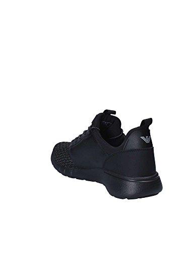 Sneakers Uomo Nero Emporio 248054 8P299 42 Ea7 Armani UWXXnzqPI
