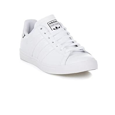 aaabf499562dda ADIDAS ORIGINALS COURT STAR TRAINER IN WHITE UK size 8  Amazon.co.uk  Shoes    Bags