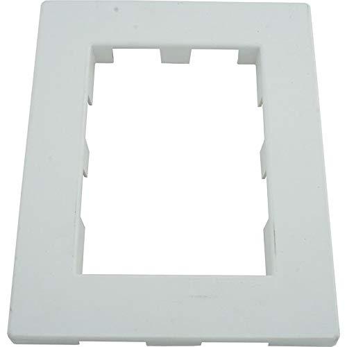 Waterway 519-9520 Skimmer Faceplate Cover - White