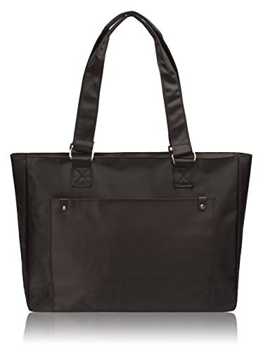 Overbrooke Nylon Laptop Tote Bag - Womens Shoulder Bag for Laptops up to 15.6 Inches - 2017