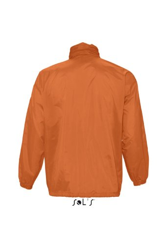 Sol ´ Surf Orange windbreaker S Xxl w6q8wg